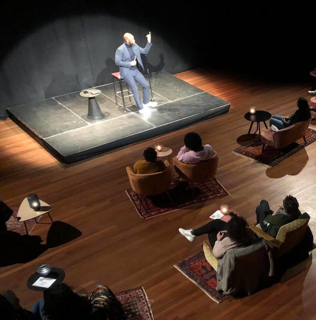 Theater Islemunda 1,5 meter setting